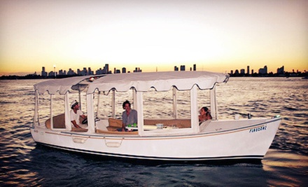Two- or Three-Hour Electric-Boat Rental from Miami Watersports Paradise (Up to 52% Off)