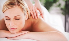 One or Three 60-Minute Therapeutic Massages or an Herbal Detoxification Wrap at AMB Mobile Massage (Up to 61% Off)