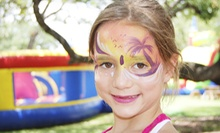 Two-Hour Basic or Deluxe Kids' Birthday-Party Package for Up to 20 Friends at Family Celebration (55% Off)