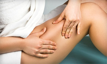 $89 for Three Lipo-Light, Body-Toning, and Infrared-Sauna Sessions at Vibes New Age Fitness ($371.25 Value)
