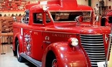 Visit to FASNY Museum of Firefighting for Two or Four Adults or Family of Four (Half Off)