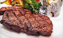 $30 for $60 Worth of Tex-Mex and Steak-House Cuisine at Buffalo Gap Steakhouse &amp; Cantina