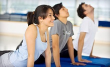 10 or 20 Drop-In Yoga Classes or One Month of Unlimited Yoga Classes at Soul Motivation (Up to 79% Off)