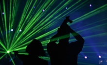 Two Laser-Tag Games for Two or Four at Planet Lazer (Up to 54% Off)