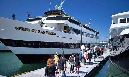Two-Hour Harbor Tour for One, Two, or Four from Flagship Cruises and Events (Up to 50% Off)