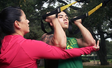10 or 15 Drop-In Boot-Camp Classes at EmpowerFIT (Up to 84% Off)