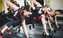 Two Weeks of Beginner Classes with Option for a Two-Week Unlimited Gym Membership at CrossFit Spokane (Up to 69% Off)