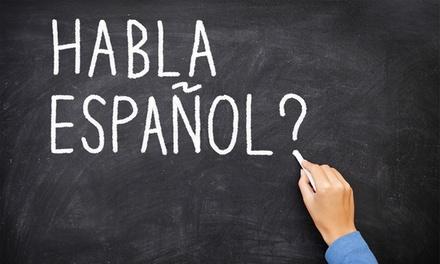 Sociedade Digital: curso online de espanhol nível I para uma pessoa por 22€
