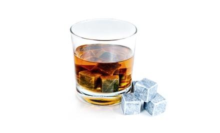 Stone Cask On The Rocks Premium Whiskey-Chilling Stones