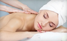 90-Minute Spa Packages with Facials, Massages, and Body Scrubs for One or Two at Leisure Health Spa (Up to 59% Off)