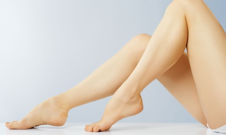 Six Laser Hair-Removal Treatments on a Small, Medium, or Large Area at Beverly Hills Rejuvenation Center (Up to 82% Off)