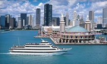 Three-Hour Dinner Cruise on Saturday, MondayThursday, or Sunday from Entertainment Cruises (Up to 41% Off)