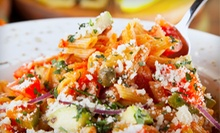 $15 for $30 Worth of Steak, Seafood and Mediterranean Cuisine at Martinis Culinary Cocktail Lounge