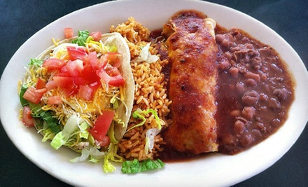 $15 for $30 Worth of Mexican Food at Auténtica Mexican Restaurant