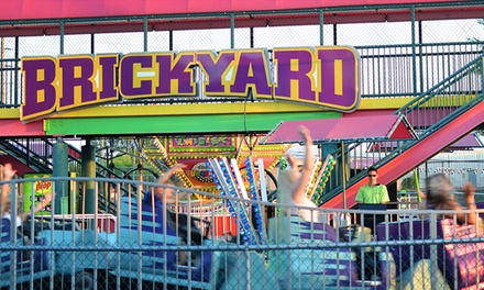 Ride Tickets and Arcade Tokens at The Fun Center at Paige's Crossing (Up to 57% Off). Three Options Available.