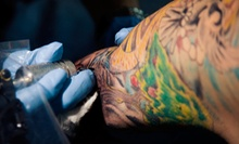 Tattooing at Chroma Tattoo (Up to 59% Off). Two Options Available.
