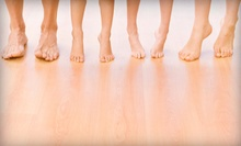 Laser Toenail-Fungus Removal for One or Both Feet at Elite FootCare of Texas Inc. (Up to 79% Off)