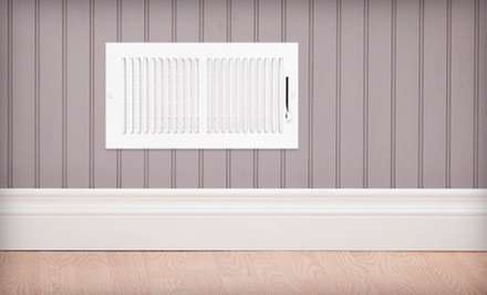 Air-Vent and Duct Cleaning from The Dirt Doctor (Up to 79% Off). Three Options Available.