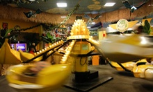 Indoor Amusement-Center Visit for One, Two, or Four with Tokens, Pizza, and Drinks at Go Bananas (Up to 55% Off)