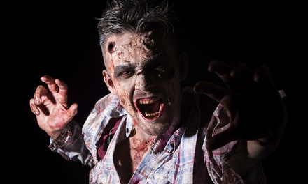 2035 A.D. Zombie-Hunt Experience for One or Two at Grover's Grill & Bar, October 26–30 (Up to 40% Off)