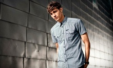 $49.99 for $100 Worth of Designer Men's Apparel at Banjo