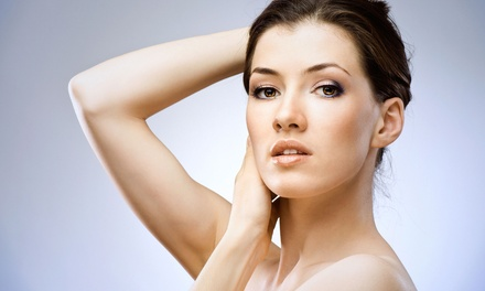 Facial Services at Aesthetics Anti-Aging Center (Up to 85% Off). Three Options Available.
