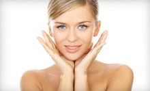 One or Three Microdermabrasions or Pumpkin Peels at Curl Up & Dye Hair Salon (Up to 61% Off)