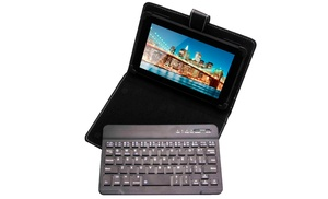 Qfx bluetooth keyboard case for 7 tablets groupon for 88 kirkland salon reviews