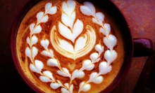 $10 for $20 Worth of Coffee Drinks and Tea at J Bean Coffee Company