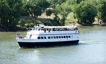 Historical Sacramento River Cruise for Two or Four, or Family of Four from Hornblower Cruises &amp; Events (Up to 40% Off)