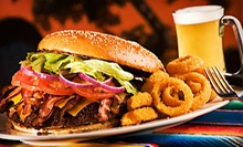 Modern American Food at Iguana Mack's (Half Off). Two Options Available.