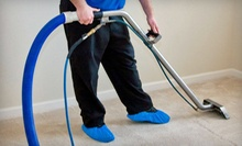 Carpet Cleaning in Three or Five Rooms and a Hallway from Pro Steamers (Up to 61% Off)
