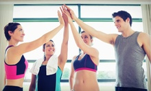 $199 for a 10-Week Fitness Challenge with Nutrition Plan at Max Fitness ($450 Value)