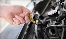 Oil-Change Package or AC Recharge for a Car or a Truck, Van, or SUV at Automotive Specialists (Up to 66% Off)