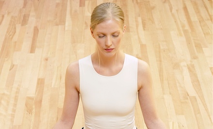 5 or 10 Yoga Classes at Bikram Yoga Reston (Up to 68% Off)