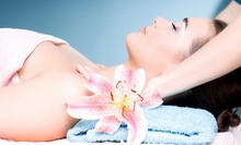 75- or 90-Minute Spa Package with Optional Valentine's Day Gift Bag at La Mer Massage (Up to 58% Off)