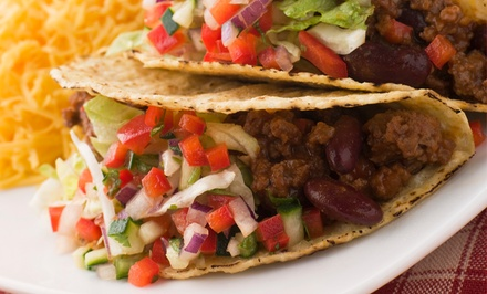 $12 for $20 Worth of Mexican Cuisine and Drinks at Red Pepper Grill