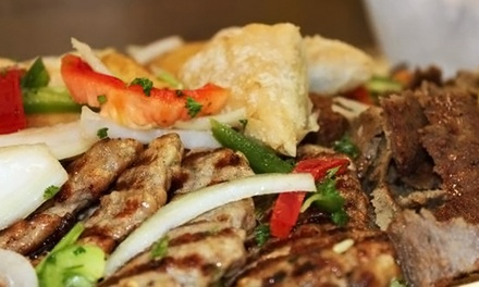 $12 for $20 Worth of Mediterranean and American Food at Michael's Mediterranean Cuisine