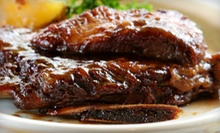 American Food for Lunch or Dinner at Rosannas Restaurant (Up to 53% Off)
