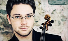 Greensboro Symphony Orchestra Presents Alexander Sitkovetsky on May 9, 10, or 11 (Up to 51% Off). 7 Options Available.