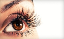 $89 for a Full Set of Silk Eyelash Extensions at Aqua Blue Beauty & Bodyworks ($225 Value)