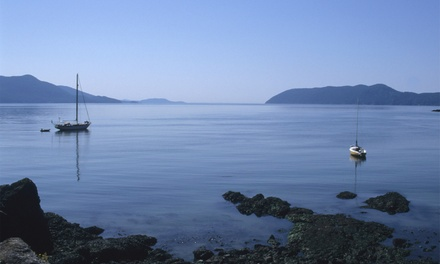 1 or 2 Nights for Two in a Lodge Room or Cottage at The Deer Harbor Inn on Orcas Island, WA. Combine Up to 4 Nights.