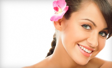 One, Three, or Six Blue-Light-Therapy Acne Treatments at SpaFit Rx (Up to 74% Off)