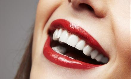 Esferasaúde — Maia: destartarização, branqueamento e check-up dentário para uma ou duas pessoas desde 29,90€
