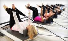 5 or 10 Pilates, Barre or Cycling Classes at The Push House (Up to 65% Off)
