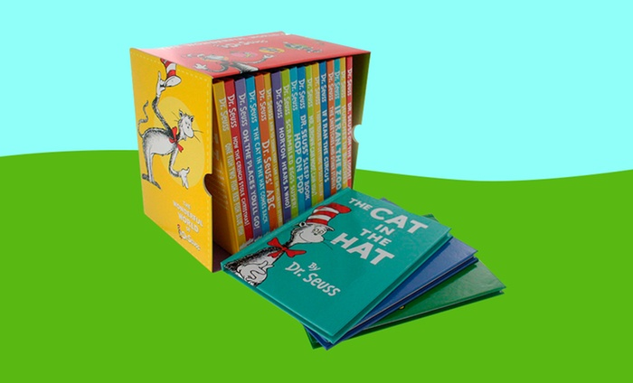 The Wonderful World of Dr. Seuss Box Set