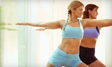$35 for 15 Classes at Almaden Yoga (Up to $195 Value)
