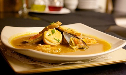 $60 for a $100 Gift Card for Gourmet French and American Dining at The French Hen Bistro & Wine Bar