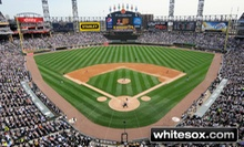 Chicago White Sox Game with Patio Party at U.S. Cellular Field (Up to 42% Off). Five Games Available.