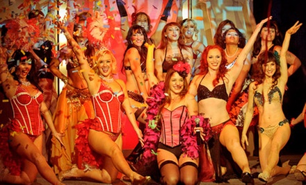 $14 to See the Ruby Revue Burlesque Show at House of Blues Dallas on Saturday, June 15, at 10 p.m. (Up to $27.58 Value)
